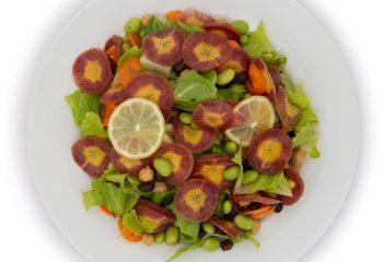 Lots of Legumes Salad