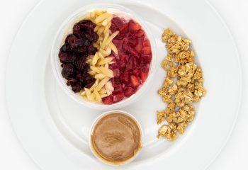 Protein Packed Strawberry Yogurt Bowl