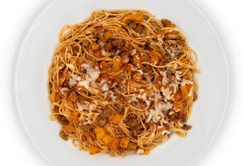 Simple Squash Spaghetti- MK