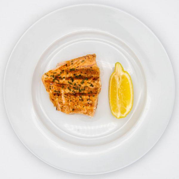 4.5 oz Salmon